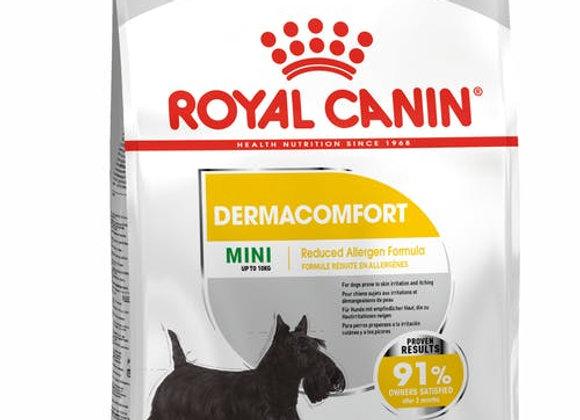 ROYAL CANIN DOG MINI DERMACOMFORT 3KG