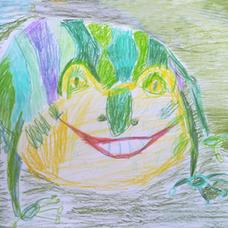 Beauty Frog