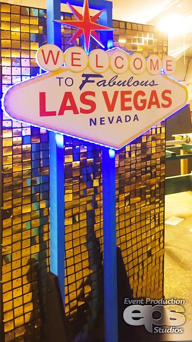 Las Vegas Sign Prop