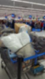 Carboard City Walmart Shopping.jpg