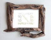 unique 6x8 wood picture frames brown wood