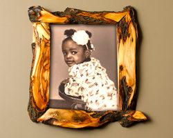 unique-wood picture-frames-8x10-brown