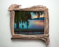 unique wood picture frames unique 8x10