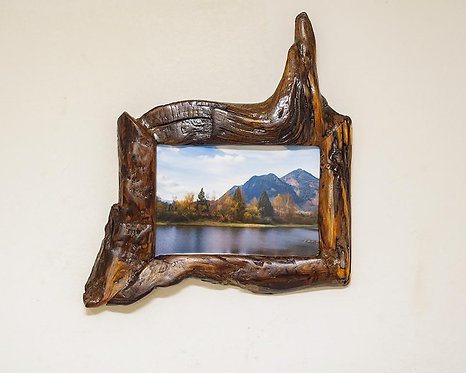Wood Picture Frame 5x7 Driftwood