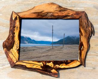 unique-wood-picture-frames-brown