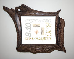 unique hand made wood picture frames 8x10