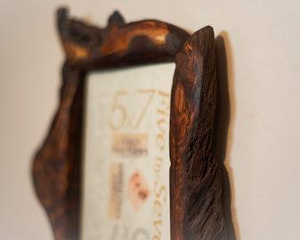 5x7 wood picture frames unique 5x7 wood