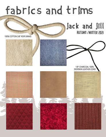 """""""Jack and Jill"""" Fabrics"""