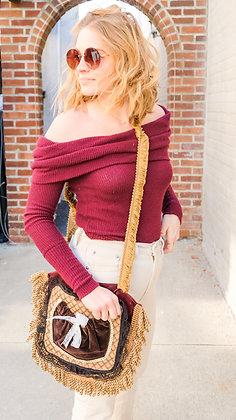 Madeline Tapestry Bag