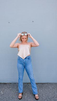 Brooke Bandana Top