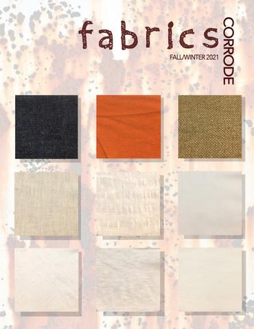 """Corrode"" Fabrics"