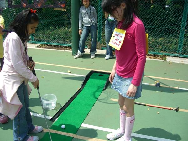 5th Grade -Golf