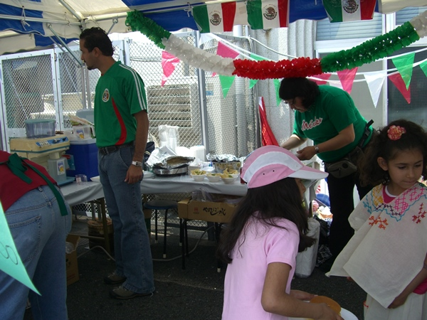 Mexican Booth