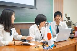 学生国際会議 in UNAFEI