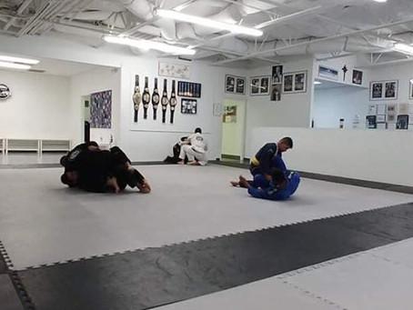 Brazilian Jiu-Jitsu Solo drills to help Beginners.