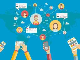 Melhore sua presença no Facebook, Twitter e Instagram e aumente a audiência do seu site com o serviço de Gestão de Redes Sociais da Artzweb