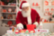 Santa #MrsClausPhotography
