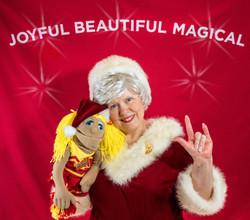 Mrs. Claus &Jingle