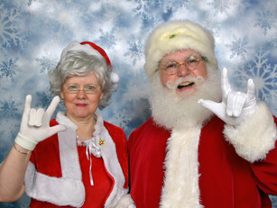 Sign Language Taught By Mrs. Claus.