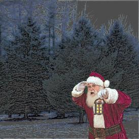 santa in wood with reindeer.jpg