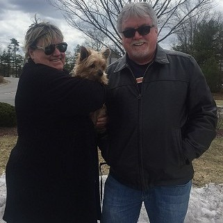 Scooter with new owners