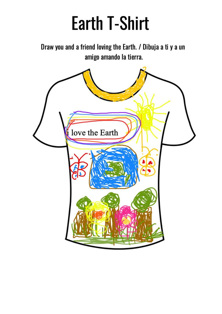 Hannah's T-Shirt