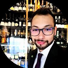 Jose David Ramirez Co-Founder e Managing Partner Wine Terroir Importazione Distribuzione Vino