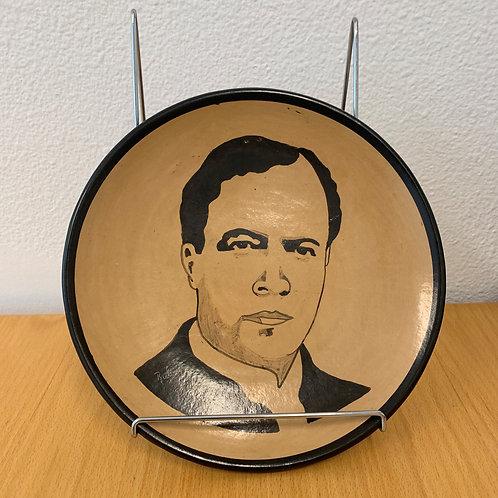 Rubén Darío portrait