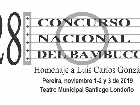 QUEDAN POCOS DÍAS DE CONVOCATORIA PARA EL DISEÑO DEL AFICHE BAMBUQUERO 2019