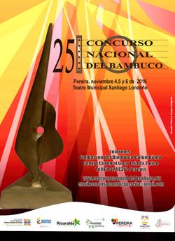 afiche bambuco 2016
