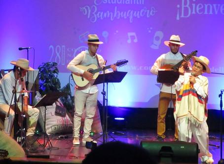 ESTE 31 DE JULIO CIERRAN INSCRIPCIONES PARA FESTIVAL ESTUDIANTIL BAMBUQUERO