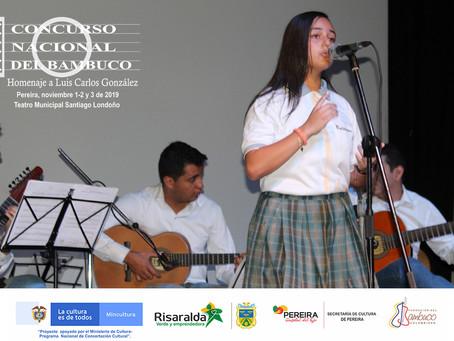 LA FUNDACIÓN DEL BAMBUCO COLOMBIANO PRESENTA LOS SELECCIONADOS AL PRIMER FESTIVAL ESTUDIANTIL BAMBUQ