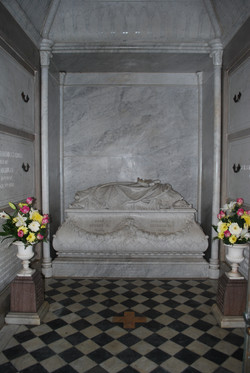 Mausoleum Interior