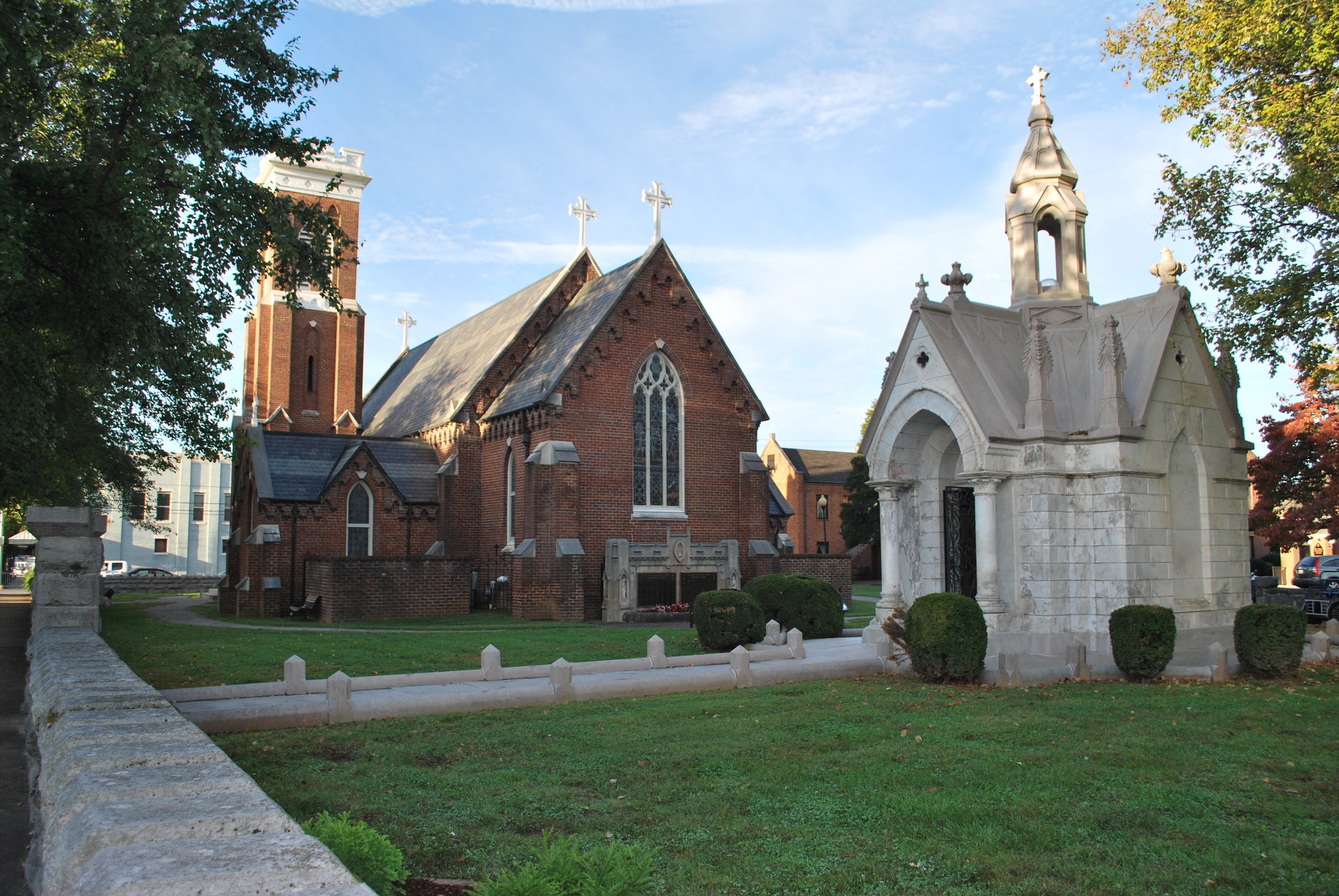 Church and Mausoleum