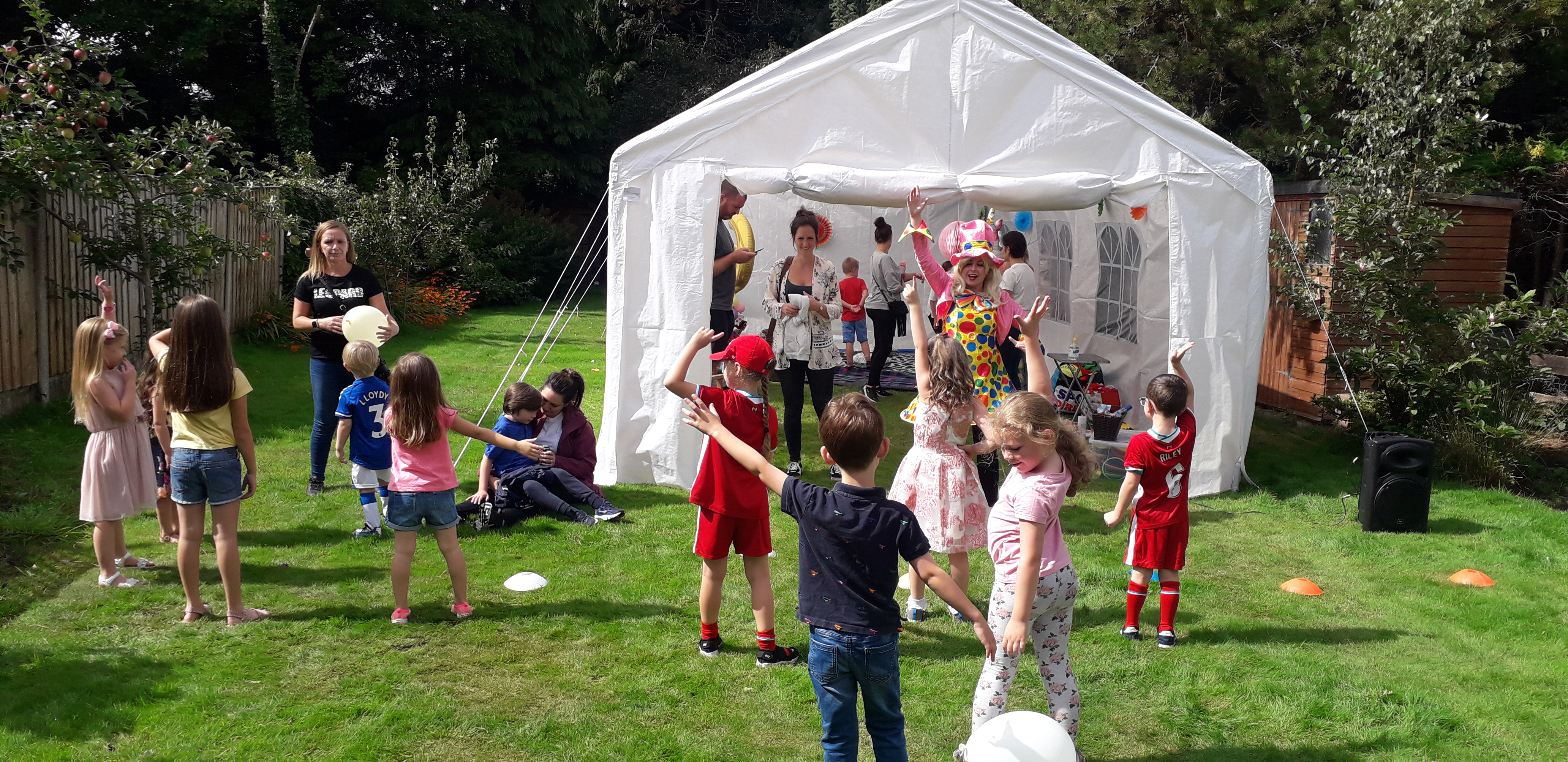 Amazing kids birthday parties Rainhill