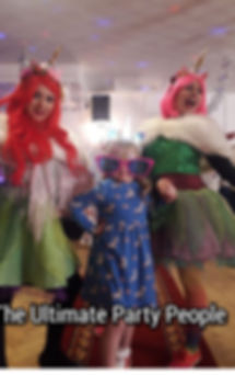 Fabulousbirthday parties, fcepainting paries, Unicorn parties, children's entertainer in St Helens, Kids entertainers Worsley