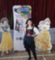 Fantastic children's parties, fun entertainers, kids entertainers for parties, facepainting for birthday parties, special events