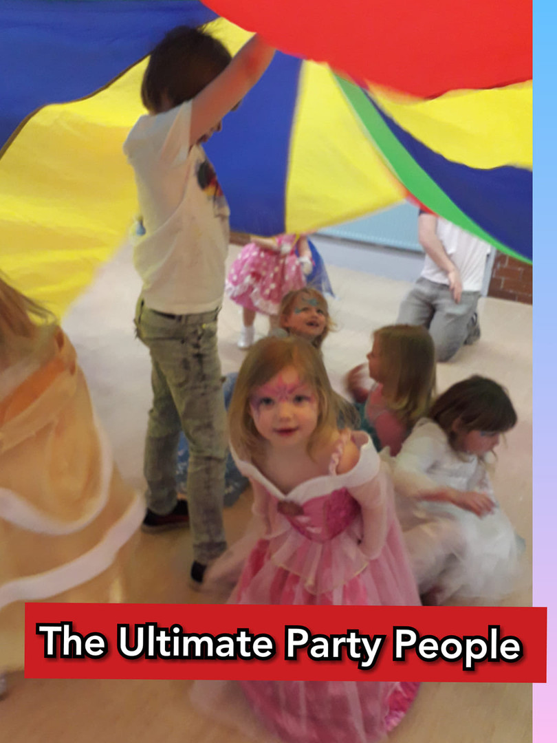 Special birthday parties Lymme