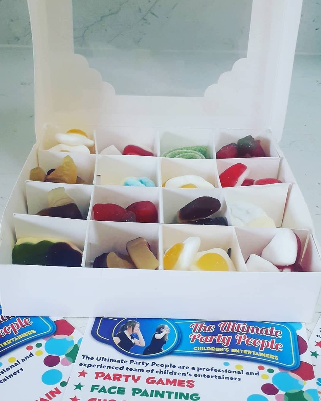 Children's sweet boxes!