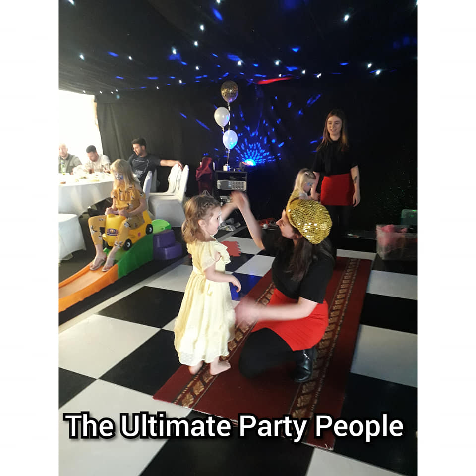 Christening entertainment Warrington