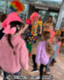 Circus themed entertainment, kids parties, facepainting Warrington, Warrington kids parties, Rainhill entertainer, unicorn themed entertainer, kids entertainers Northwest, the ultimate party people