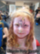 Facepaiting in Warrington, Faceainting Penketh,Facepainting for birthday parties St Helens