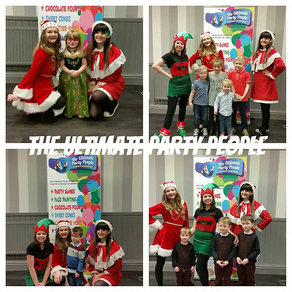 Christmas party entertainers, Christmas elf visits, Christmas elves St Helens, St Helens elf visits, Elf visits Widnes, Elf visits Wigan