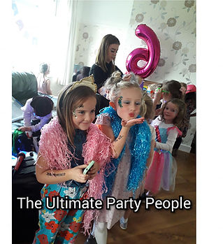 Pamper parties sthelens, special birthdays rainford, children's entertinement worsley, the ultimate party people,weddin entertinment for children