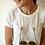 Thumbnail: Cordinha de Óculos Corrente e Pérola All Beads