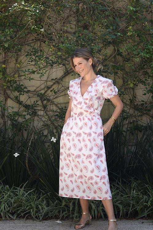 Vestido Karen Paisley Isolda