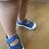 Thumbnail: Tenis Jeans Goldenlane Infantil Tnin
