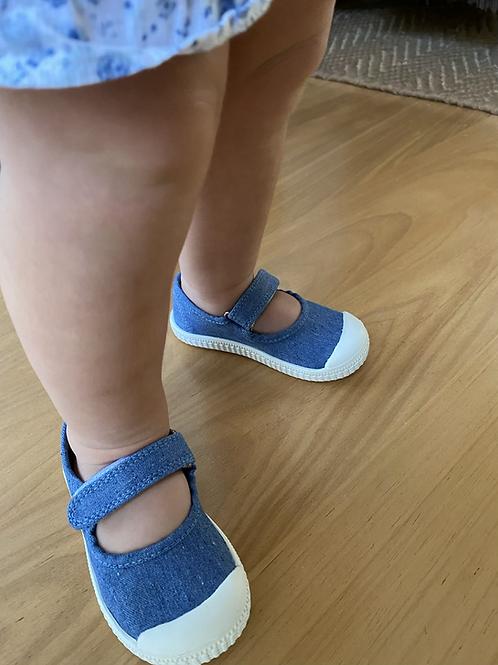 Tenis Jeans Goldenlane Infantil Tnin