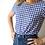 Thumbnail: Camiseta Kate Vichy RayT-Shirt