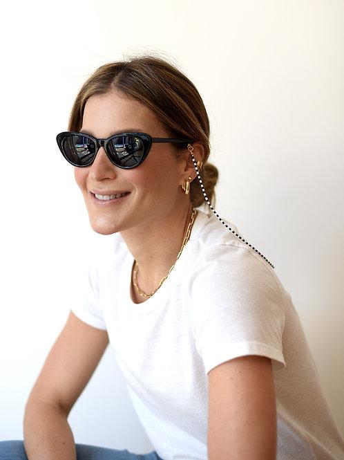 Óculos de Sol Penelope Preto Oyo